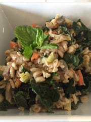 Majedera (lentils and rice)
