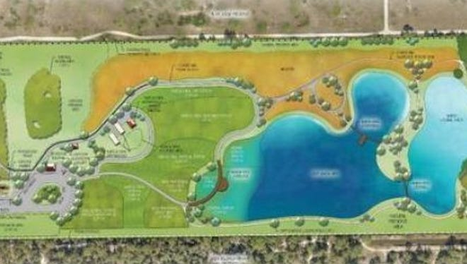 An architect for the new Lee County Park on Joel Boulevard near the Lehigh-Alva line is expected to be hired by the Board of County Commissioners Tuesday.