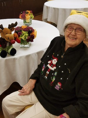For resident Darlene Krell, volunteering at The Palazzo brings her great happiness. Having grown up in an area with limited resources, she feels grateful to reside in a beautiful community.