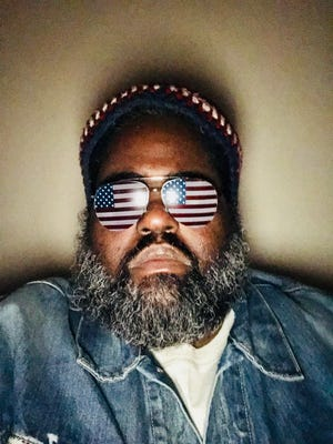 """Wilmignton singer/songwriter Darnell Miller will perform his debut EP """"Jesus & Jameson"""" at the Christina Cultural Arts Center on Saturday night."""