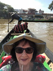 Linda Gayles, a retired schoolteacher from Phoenix,