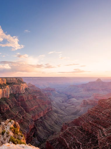 Cape Royal at the Grand Canyon's North Rim.