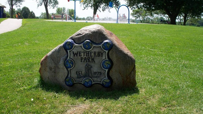 Weatherby Park is one of the four parks slated for redesign by Iowa City in 2020.