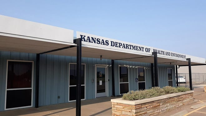 Eighty-four new coronavirus cases were confirmed by the Kansas Department of Health and Environment over the weekend and Monday, leading to four new hospitalizations.
