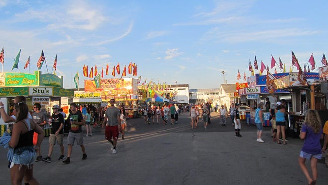 Fair food fans can get their fix Friday and Saturday at a drive-thru featuring popular Lenawee County Fair vendors at the fairgrounds.