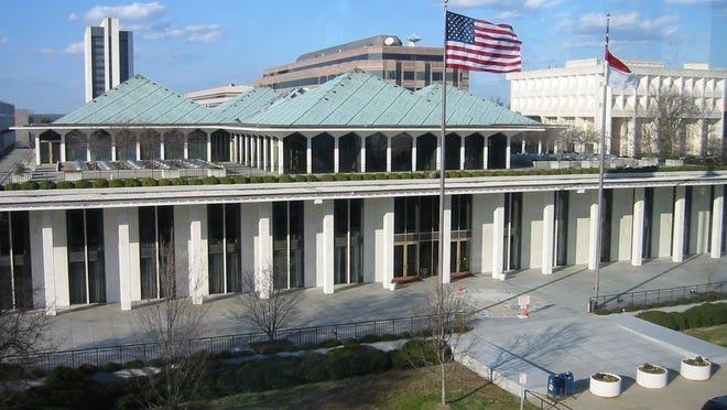 North Carolina State Legislative Building