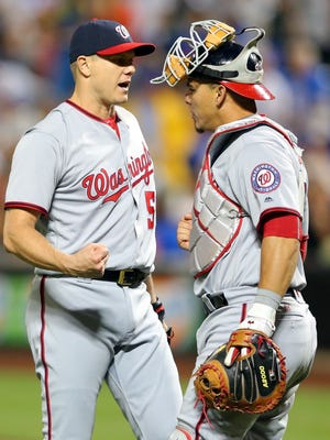 Jonathan Papelbon lost his job as Nationals closer by the end of July.