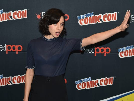 2016 New York Comic Con - Day 4