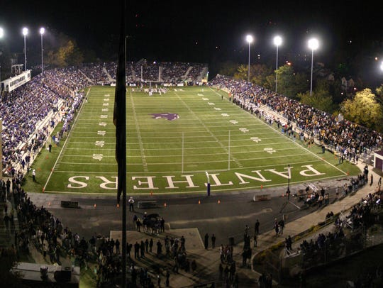 Elder High School's The Pit.