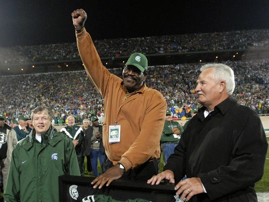 Bubba Smith jersey retired