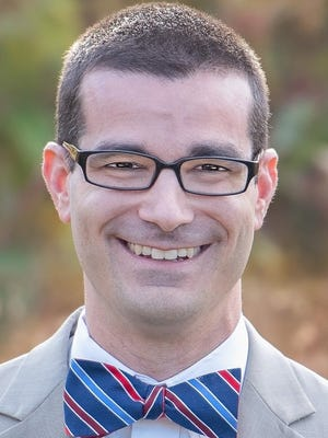 Adam Riveiro is the pastor of Liberty Baptist Church at 800 Washington Street in Easton. You can contact him at pastor@mylibertybaptist.org. More information about the church and its services can be found at www.mylibertybaptist.org.
