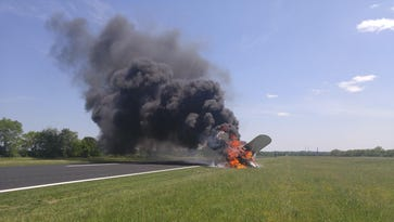 Smithville man injured in Gallatin plane crash