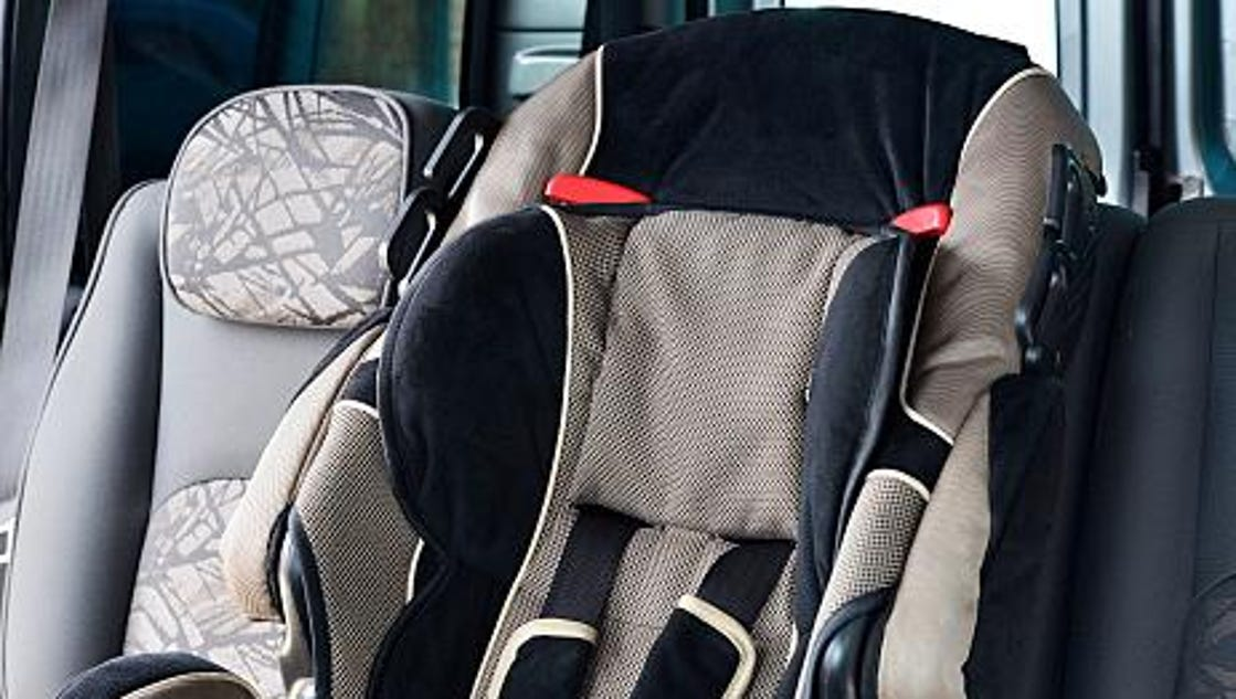 Parents, your car seats are probably installed wrong