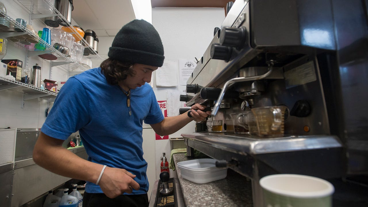 LoCo Artisan Coffee House shut its doors for the last time Feb. 3. Owners say it's not just the typical business, but their welcoming environment for homeless people left others unwilling to support it.