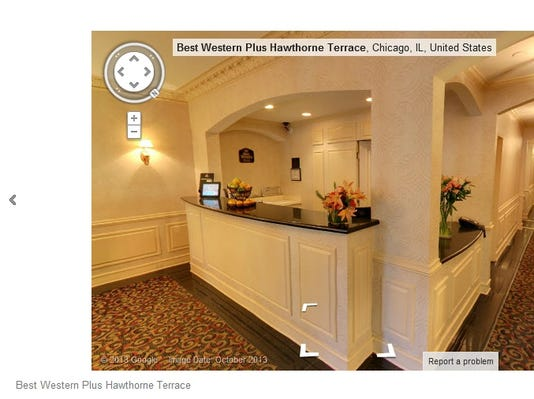 Hotels team up with Google to give virtual tours