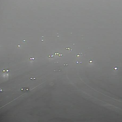 Foggy conditions reported on I-71 at I-480 in Brook