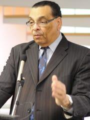 Former Mayor James Baker