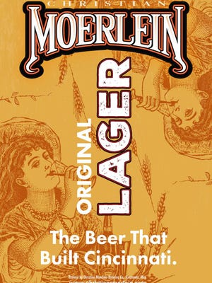 Poster for Moerlein's new beer.