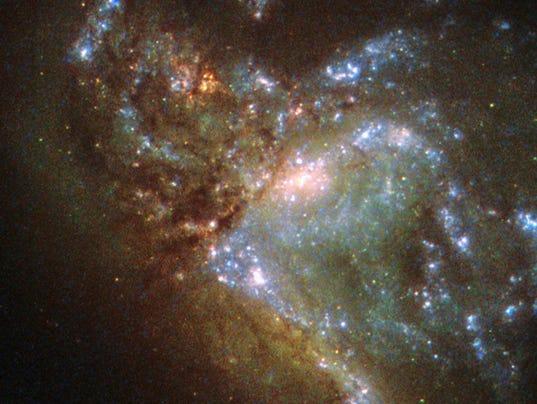 ESA/Hubble & NASA, Acknowledgement: Judy Schmidt
