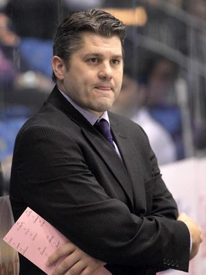 As the Fayetteville FireAntz coach the past two seasons, new Ice Flyers coach Jeff Bes led a team turnaround that included two playoff trips. The Ice Flyers beat the FireAntz in April in the first round of the playoffs.