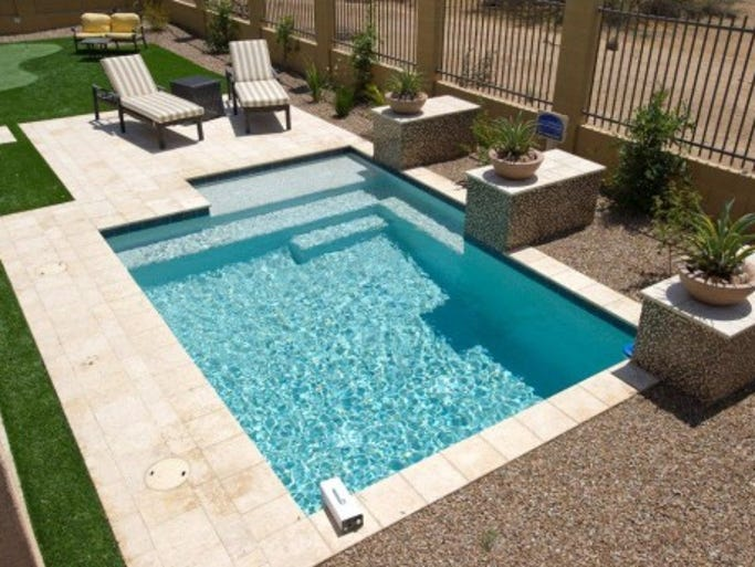 12 cheap ways to remodel your pool and 2 splurges for Really cheap pools
