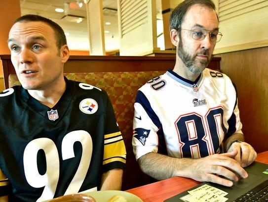 Ben Galluzzo, co-founder of Draft Hog, talks Tuesday,