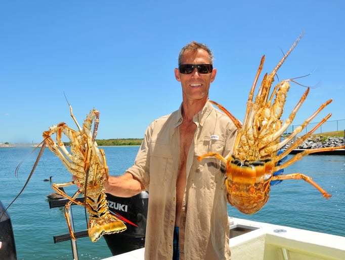 Photos Lobster Season First Boats In At Port Canaveral