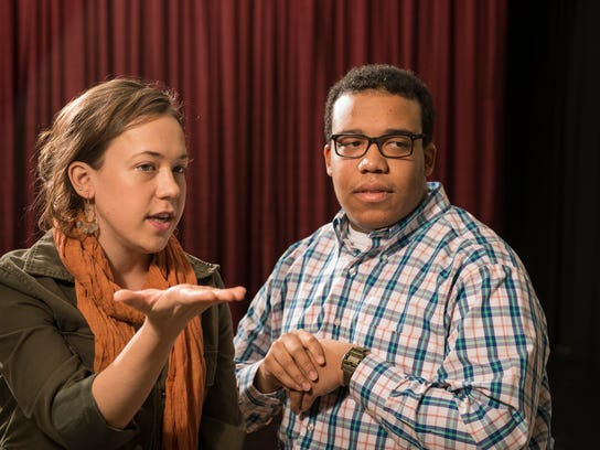 theory_2Kelsey Torstveit as Hilo and Christopher Michael Richardson as Bill .jpg