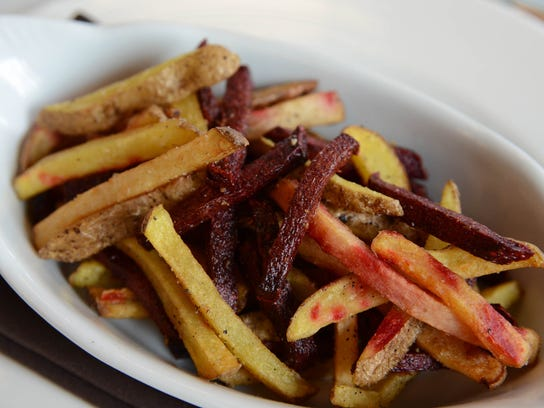 HoQ raises the health bar with rustic, root fries.