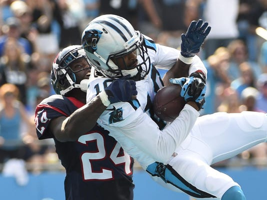 NFL: Houston Texans at Carolina Panthers