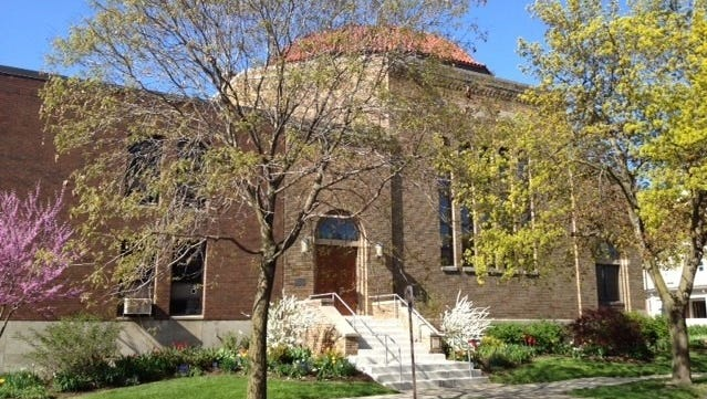 Temple Beth-El in Ithaca