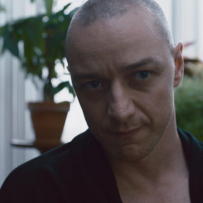 James McAvoy stars as a man with multiple personalities
