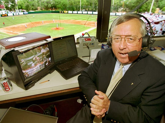 "Gene Deckerhoff has been the ""Voice of the Seminoles"" since the 1970s."