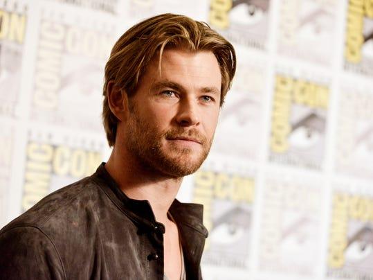 People-Chris Hemsworth