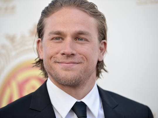 People-Charlie Hunnam
