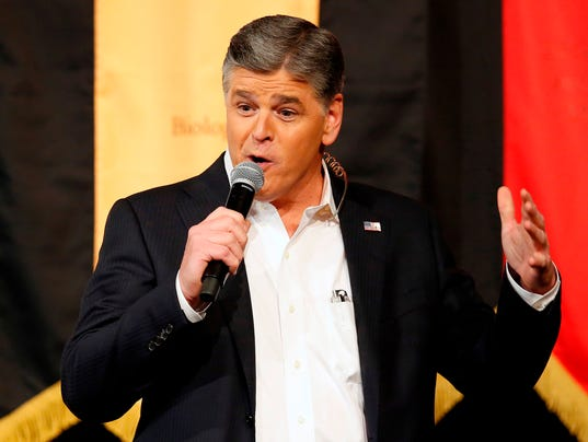 Sean Hannity, Ted Cruz