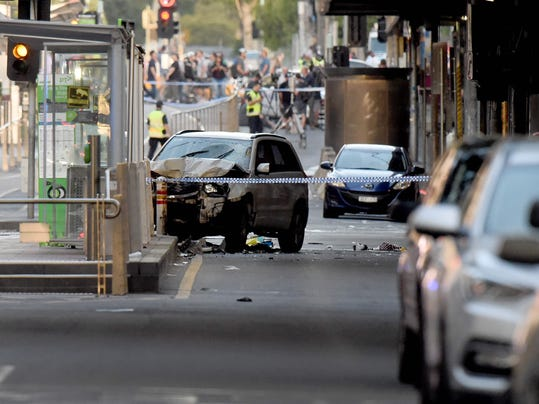 Australia-ACCIDENT