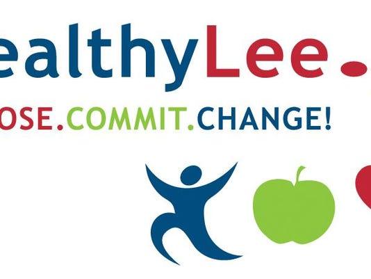Healthy Lee Logo