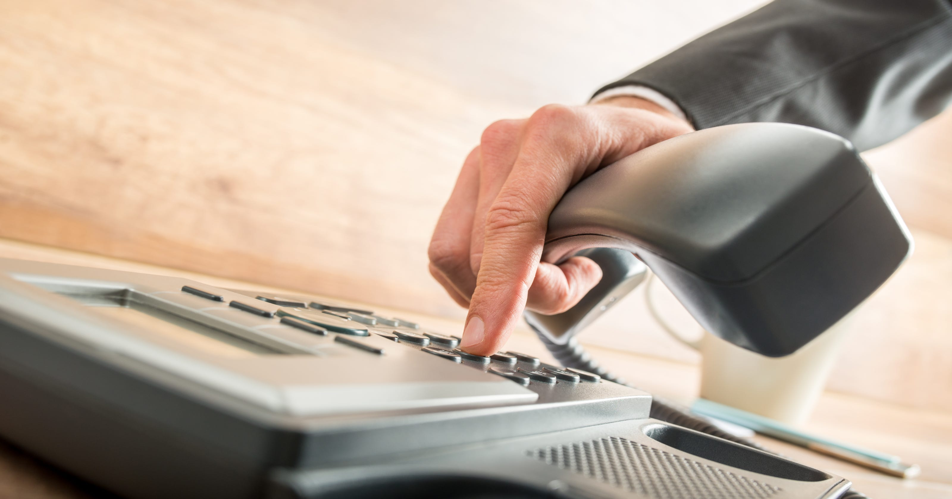 Don't say 'Yes' when robocall scam rings