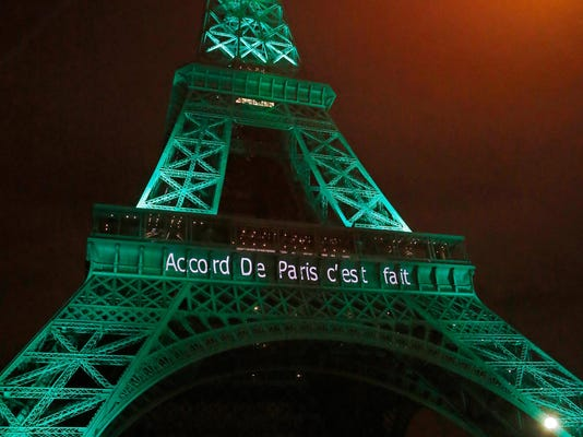 France UN Climate Talks