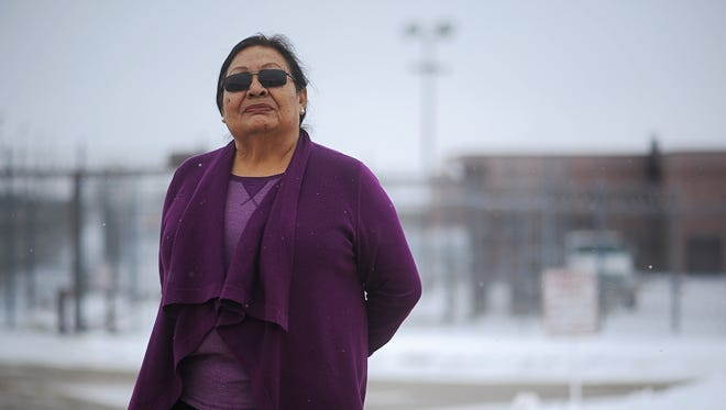 Rita Means, a Rosebud tribal member and a prison rights advocate, is a longtime advocate of fair sentencing and equal treatment for Native prisoners in South Dakota.