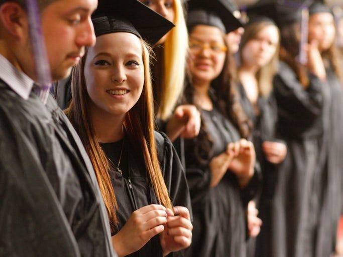 Early College Teen Parent Graduation