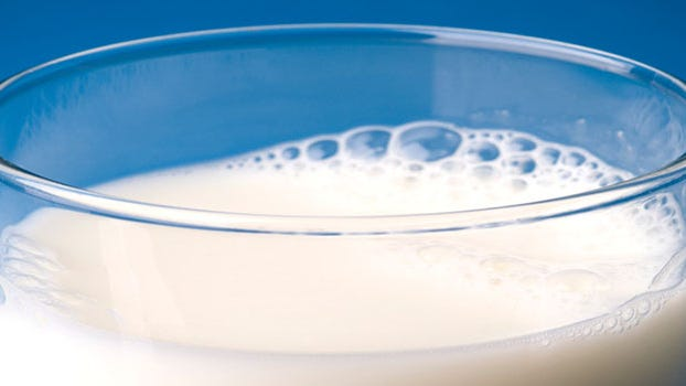 Prairie Farms donated 500 gallons of milk to the Mississippi Food Network