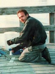 Richard Ortiz, murdered in November 1997.