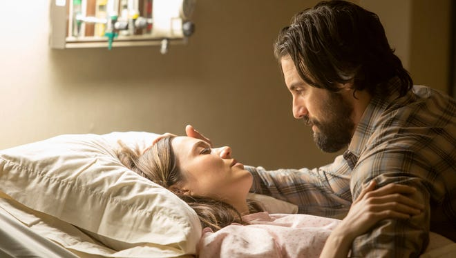 Mandy Moore and Milo Ventimiglia star in 'This is Us,' one of several new NBC dramas due next season.