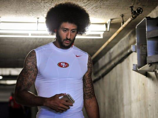 USP NFL: PRESEASON-SAN FRANCISCO 49ERS AT SAN DIEG S FBN USA CA