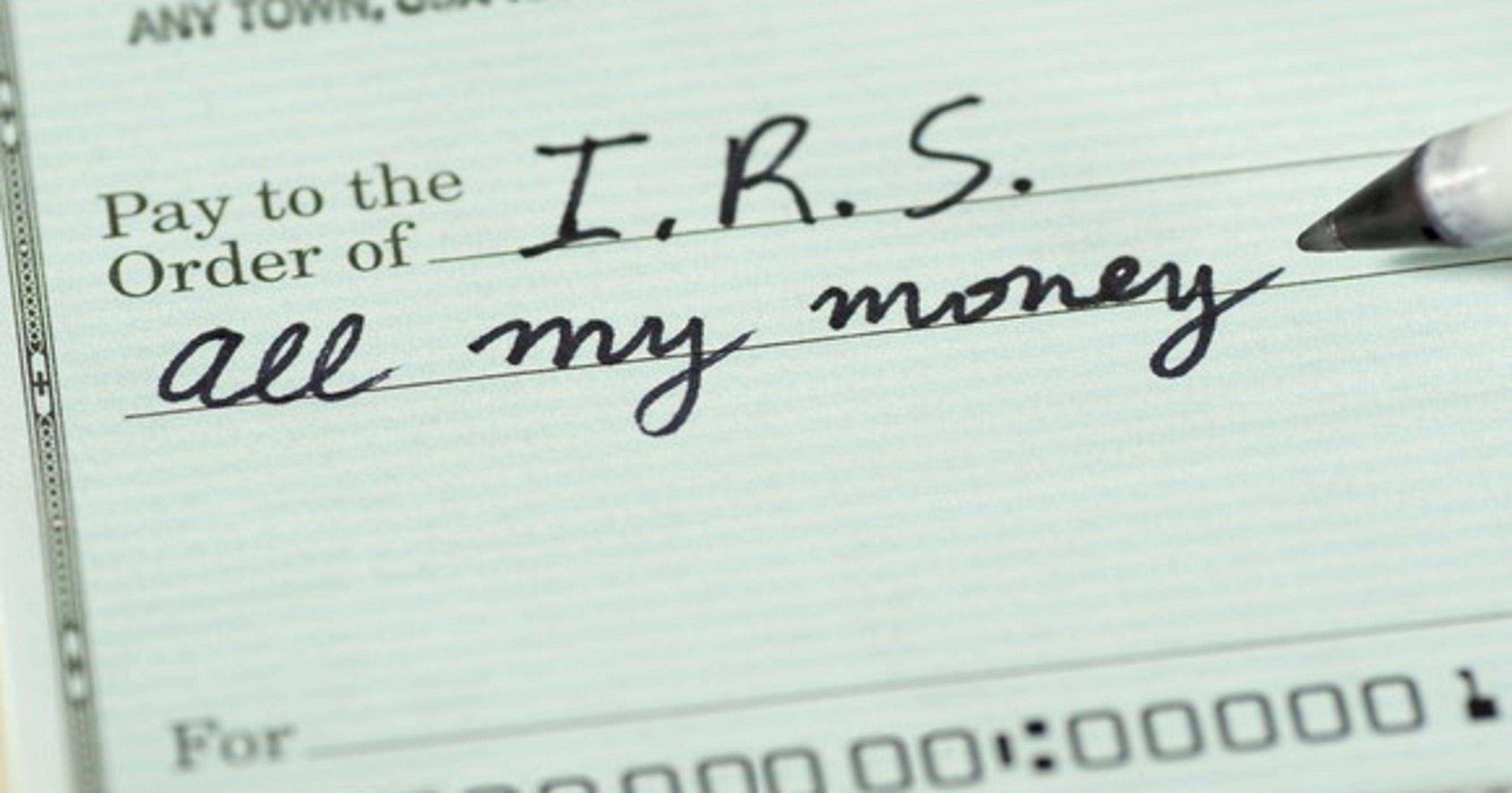 Taxes: 3 ways to deal with a huge tax bill when you owe the IRS
