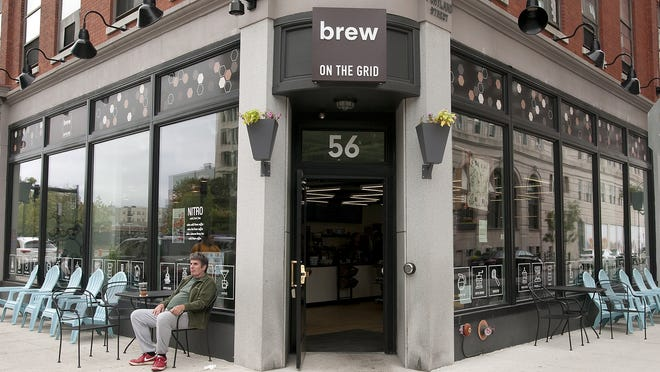 Brew on the Grid plans to reopen next week.