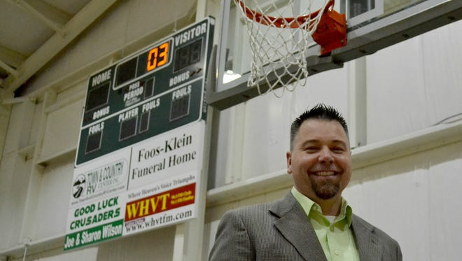 David Weirich is Chief Operator at Clean Air Radio, and he serves as volunteer athletic director at Harvest Temple Christian Academy. A couple hundred people are expecting to visit the school during the HTCA Annual Invitational boys varsity basketball tournament on March 2-3.