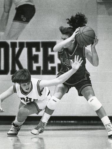 South Doyle basketball on December 23, 1992.